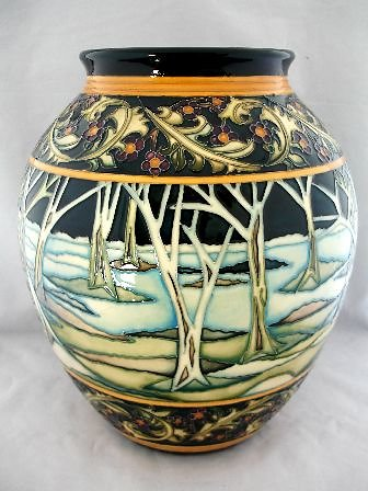 SPECIAL COLLECTION SERIES. Moonshine vase 6090