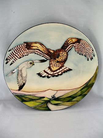 SPECIAL COLLECTION SERIES. Skydancer plate 6091