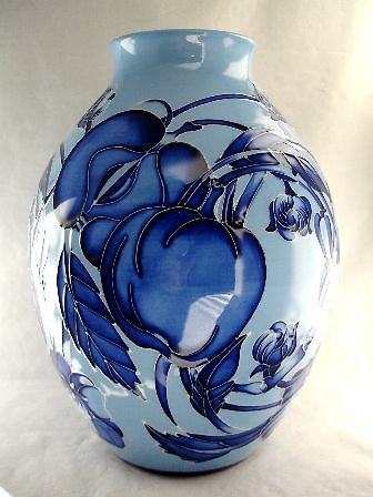 SPECIAL COLLECTION SERIES. Dundela Orchard vase 6214