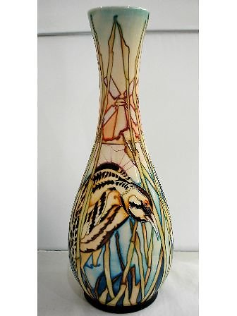 PRESTIGE PIECES. Silent Witness vase 6599